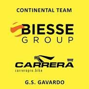 Biesse Carrera cycling team Logo
